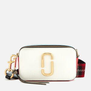 Marc Jacobs Women's Snapshot Cross Body Bag - Porcelain