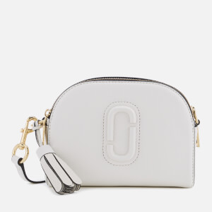 Marc Jacobs Women's Shutter Cross Body Bag - Porcelain