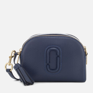 Marc Jacobs Women's Shutter Cross Body Bag - Blue Sea