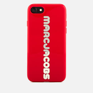 Marc Jacobs Women's iPhone 8 Case - Poppy Red