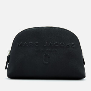 Marc Jacobs Women's Logo Dome Cosmetic Bag - Black
