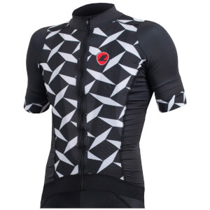 Lusso Air-17 Climbers Jersey - Black