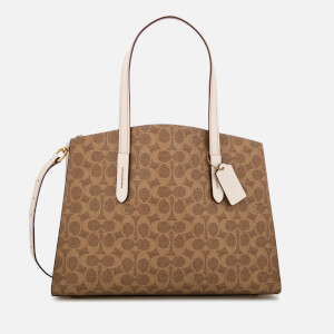 Coach Women's Charlie Carryall Bag - Chalk