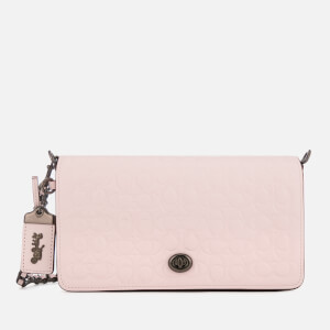 Coach Women's Dinky Cross Body Bag - Ice Pink