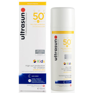 Ultrasun Very High SPF 50+ Kids Lotion 150ml