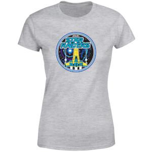 Atari Star Raiders Women's T-Shirt - Grey
