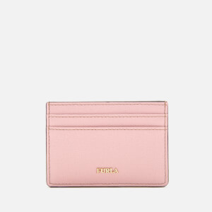 Furla Women's Babylon Small Credit Card Case - Blush