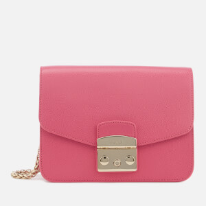 Furla Women's Metropolis Small Cross Body Bag - Pink