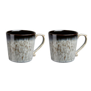 Denby Halo 2 Piece Mug Set
