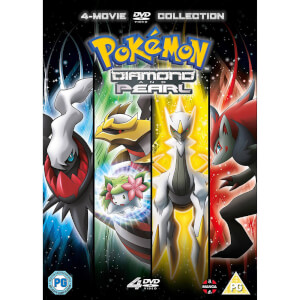 Pokemon Movie: Diamond & Pearl Collection