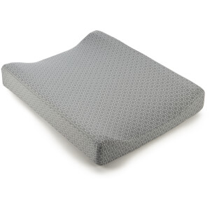 Done By Deer Changing Pad Balloon - Grey