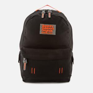 Superdry Men's Webster Montana Backpack - Dark Grey Marl