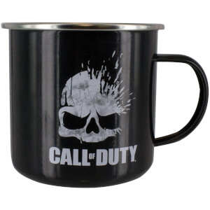 Call of Duty Metal Mug from I Want One Of Those