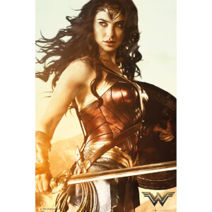 DC Comics Wonder Woman Sword Maxi Poster 61 x 91.5cm