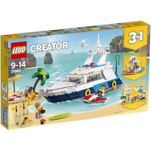LEGO Creator: Abenteuer auf der Yacht (31083)