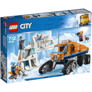 LEGO City: Arktis-Erkundungstruck (60194)