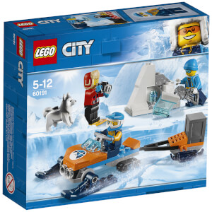 LEGO City: Les explorateurs de l'Arctique (60191)