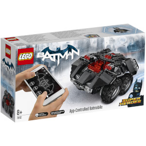 LEGO Super Heroes Batman: App-Controlled Batmobile (76112)