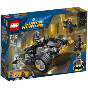 LEGO Super Heroes Batman: The Attack of the Talons (76110)