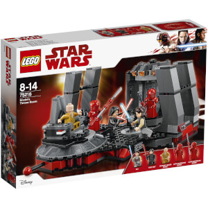 LEGO Star Wars: Snokes Thronsaal (75216)