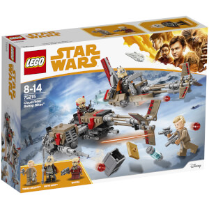 LEGO Star Wars: Cloud-Rider Swoop Bikes (75215)