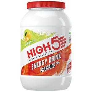 High5 Energy Drink Caffeine - 2.2kg Jar