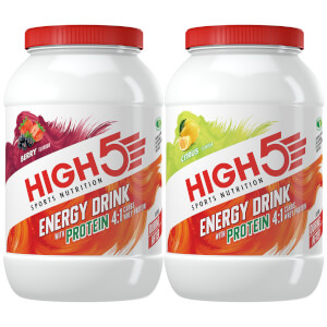 High5 Energy Drink with Protein - 1.6kg Jar
