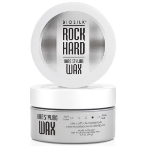 BIOSILK Rock Hard Styling Wax 1.9oz