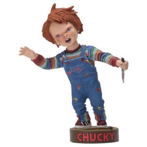 Poupée Chucky - Tête Branlante NECA