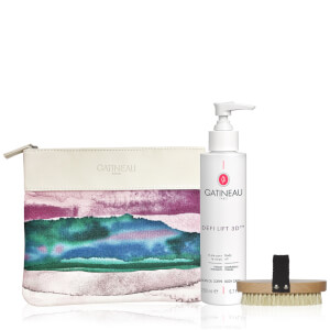 Gatineau DEFILIFT 3D™ Body Oil & Brush Duo