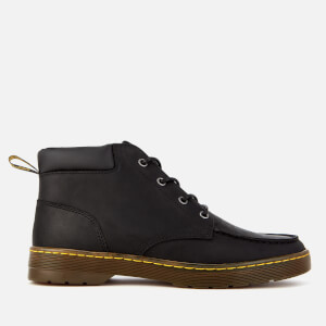 Dr. Martens Men's Wilmot Wyoming Leather Chukka Boots - Black