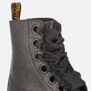 Dr. Martens Women's Molly Glitter Lolita Boots - Black: Image 4