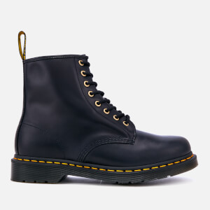 Dr. Martens Men's 1460 Aqua Glide Leather 8-Eye Boots - Dm Navy