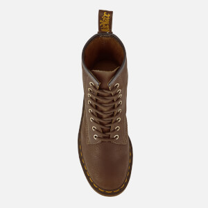 Dr. Martens Men's 1460 Carpathian Full Grain Leather 8-Eye Boots - Tan: Image 3