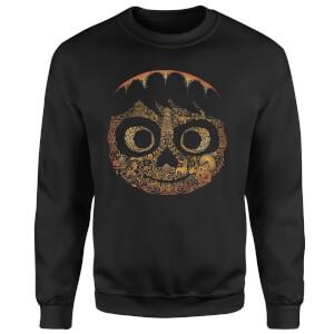 Coco Miguel Face Sweatshirt - Black