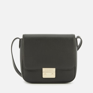 Emporio Armani Women's Cross Body Bag - Black