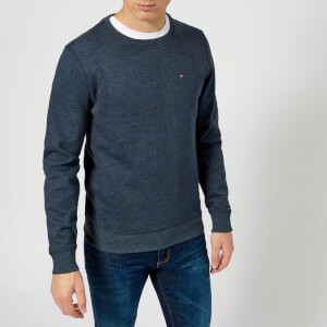 Tommy Jeans Men's Original Sweatshirt - Black Iris