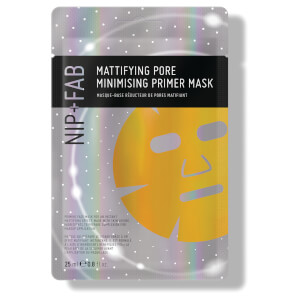 NIP+FAB Make Up Mattifying Oil Control Priming Sheet Mask 25ml
