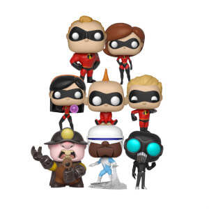 Incredibles 2 Pop! Vinyl - Pop! Collection