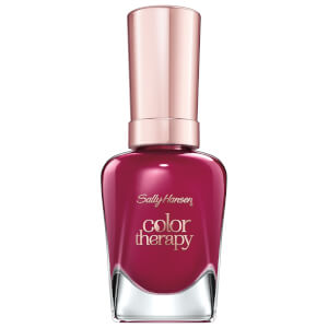 Sally Hansen Colour Therapy Nail Polish 14.7ml - Oh My Magenta