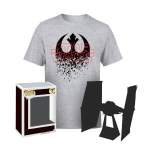 Lot Mystère Star Wars - T-shirt + 2 Cadeaux Gratuits