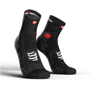 Compressport V3.0 High Running Race Socks