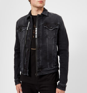 Versus Versace Men's Denim Jacket - Black