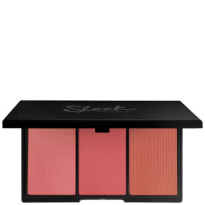 Sleek MakeUP Blush by 3 Palette - Pink Lemonade 17g