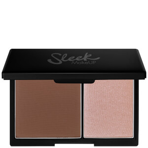 Sleek MakeUP Face Contour Kit -varjostussetti, Light 13g