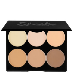 Sleek MakeUP Cream Contour Kit -varjostusvoidesetti, Light 12g