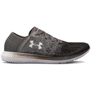 Under Armour Men's Threadborne Blur Running Shoes - Black/Grey