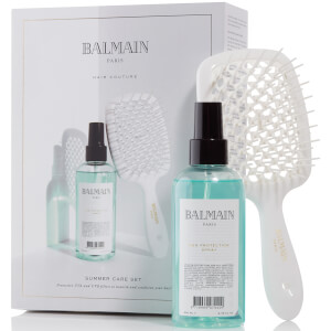 Balmain Summer Care Set 2018 (Includes Sun Protection and Detang Brush)