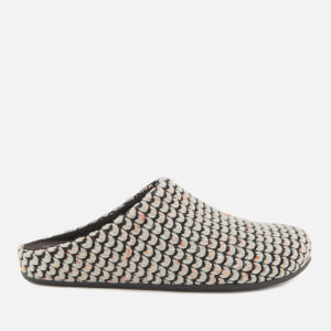 FitFlop Women's Chrissie Knit Mule Slippers - Pearl