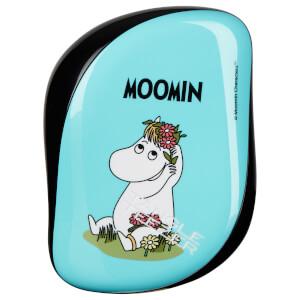 Tangle Teezer Compact Hair Styler – Moomin Blue